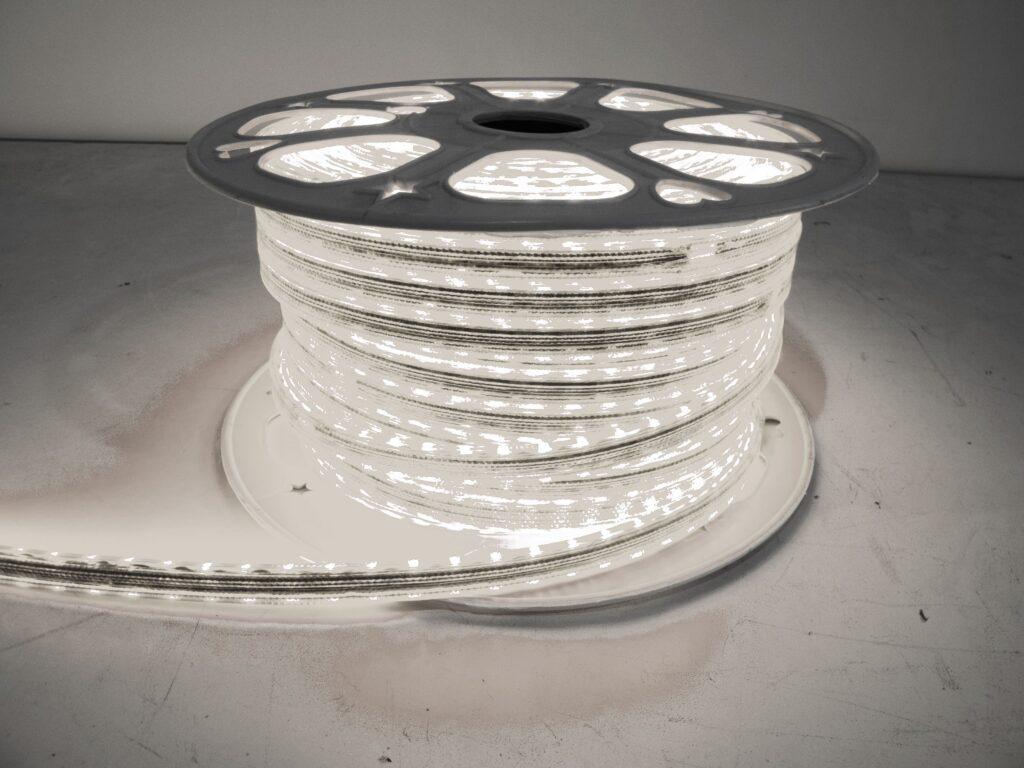 110v Weatherproof Pier Light Strip 164ft Warm White
