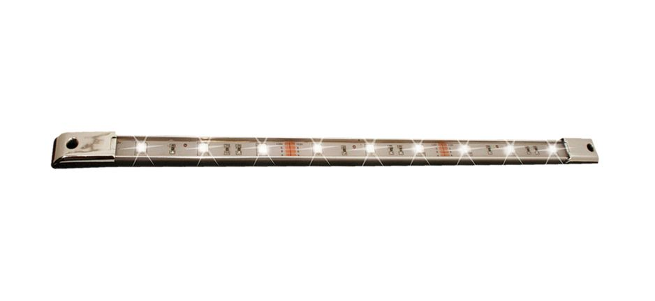 13.75in Marine LED Custom Accent Bar (White)