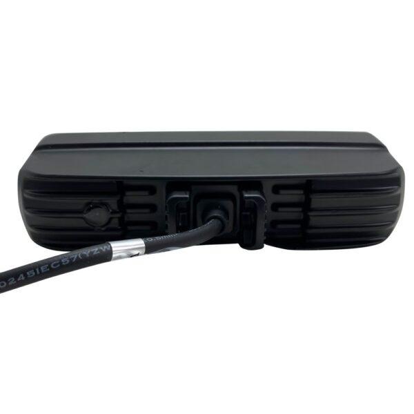 6in 30-Watt RoadRunner Compliant IP67 Rectangular 3,000lm Aux Light with MELT Temp Control System and frameless construction