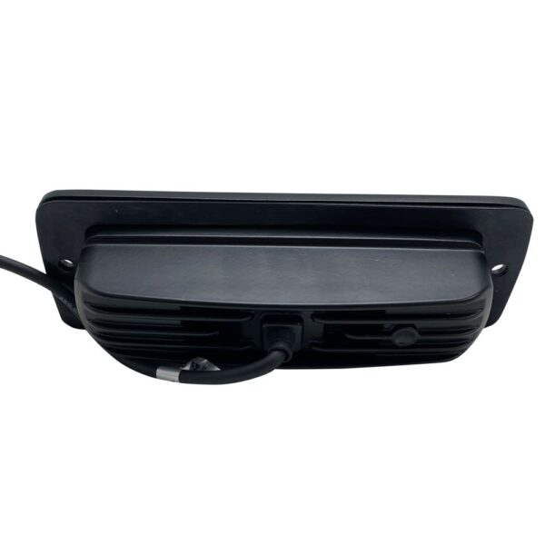 7in 30-Watt RoadRunner Compliant IP67 Flush Mount 3,000lm Aux Light with MELT Temp Control System and frameless construction